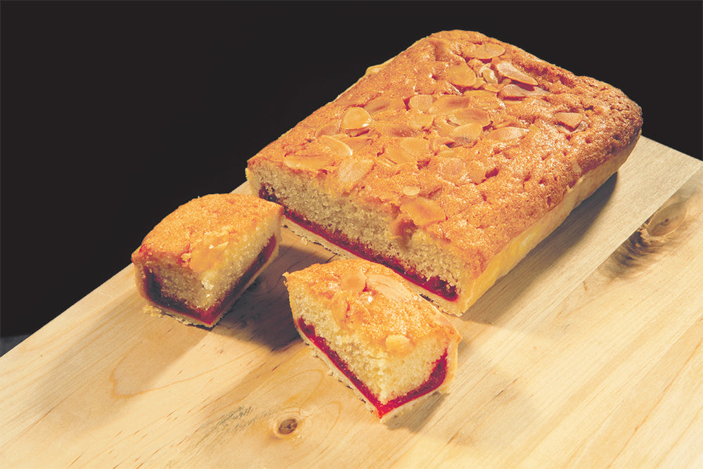 Traditional Bakewell Traybake (RETAIL) 7