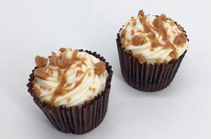 2 Banoffee Cup Cakes