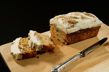 Load image into Gallery viewer, Large Carrot Cake Loaf (8 inch)