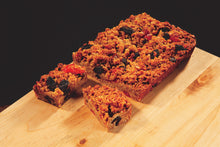 "Load image into Gallery viewer, Fruit Flapjack Traybake (RETAIL) 7""x5"""