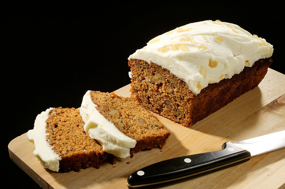 Large Ginger and lemon Loaf(8 inch)