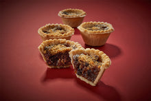 Load image into Gallery viewer, Christmas Port & Cranberry mince pies x 4