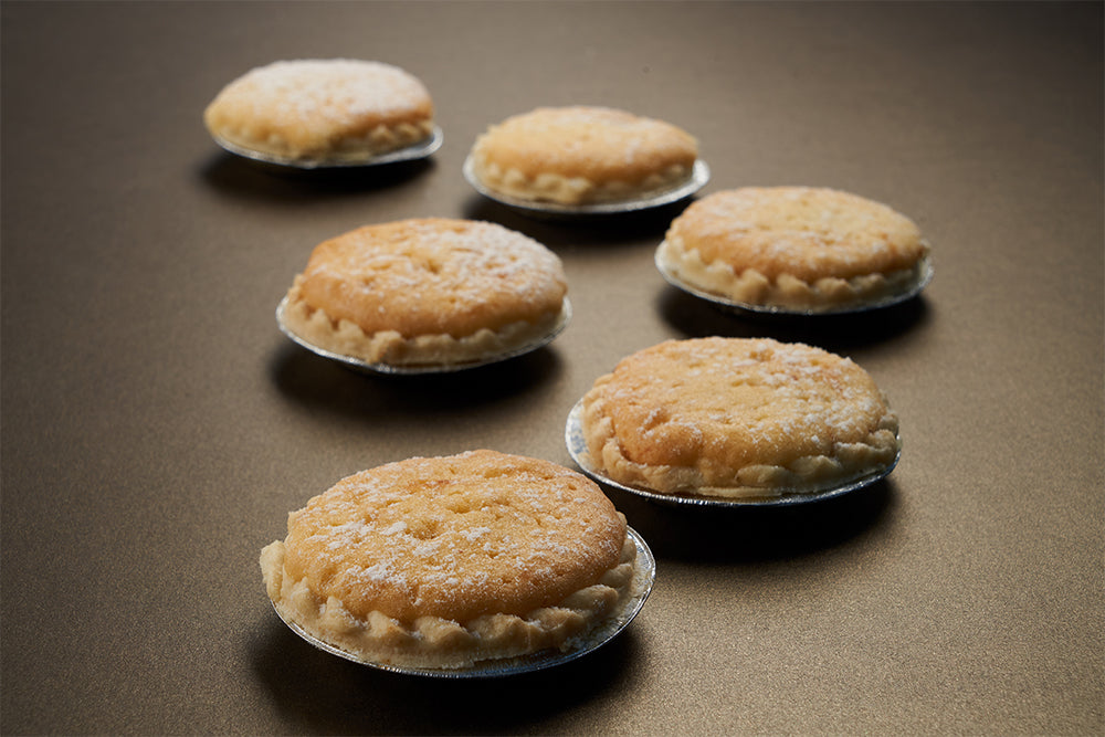 Christmas Mince meat Bakewell Tarts x 4
