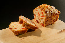Load image into Gallery viewer, Mini Cherry Almond Loaf (5 inch)