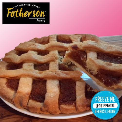 Treacle Lattice  - Fresh or Freeze at home