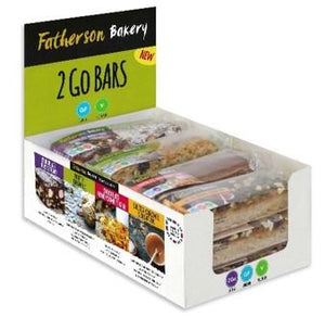 Fruity Granola  2 Go Bars x 15
