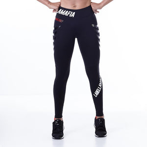 FCL13804 LABELLAMAFIA LEGGING SPORTS THERMO-LOCK