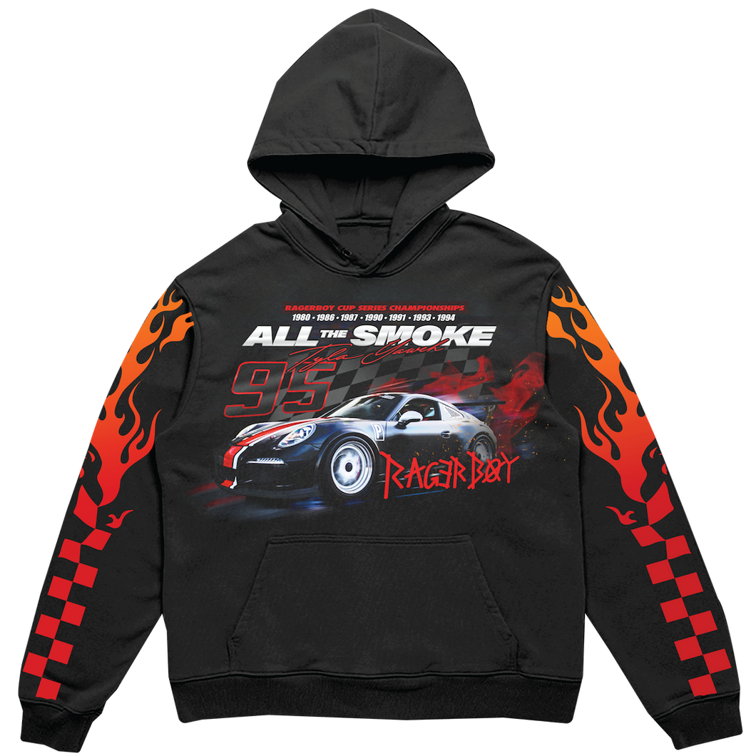 ALL THE SMOKE HOODIE