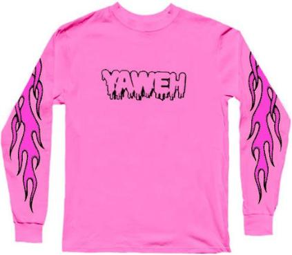 HIGH PINK LONG SLEEVE
