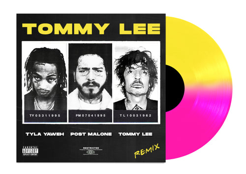 "TOMMY LEE REMIX 12"" VINYL"