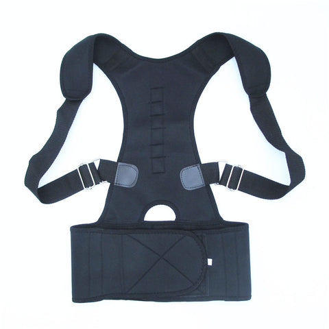 Top Quality Magnetic Back Posture Corrector for Student Men and Women 5 Sizes Adjustable Braces Support Therapy Shoulder