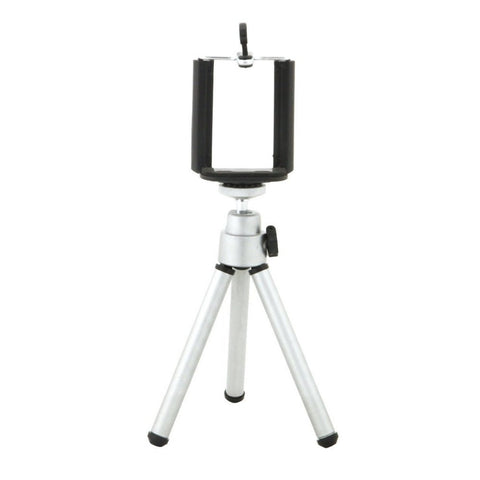 Hot Sale Mini Tripod with Stand Holder for Mobile Cell Phone Camera Phone 4 4g 5 5G 6 7 Samsung galaxy S2 S4 i9200 I9500 huawei