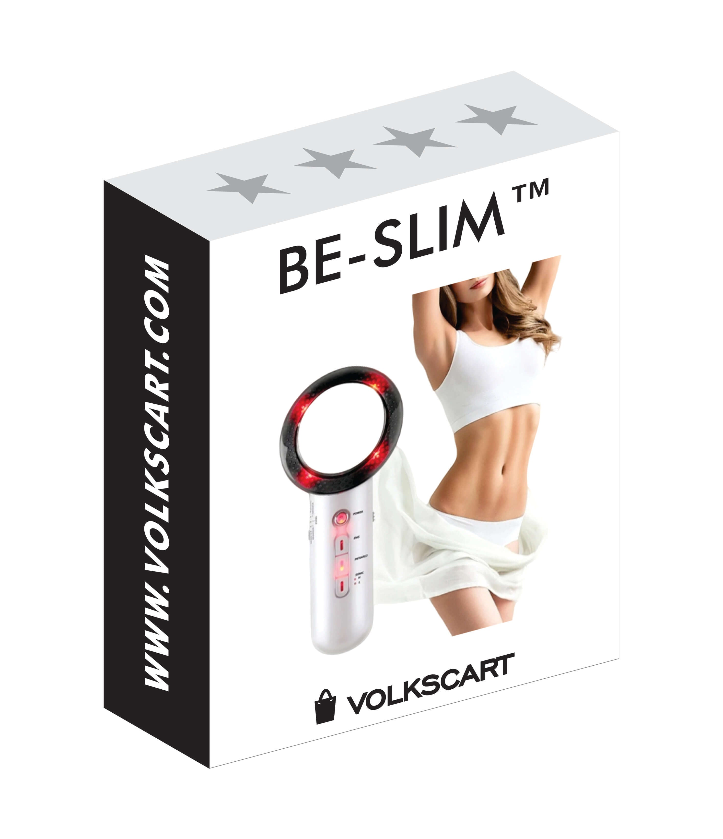Be-Slim™ Ultrasonic Cavitation Fat and Cellulite Remover