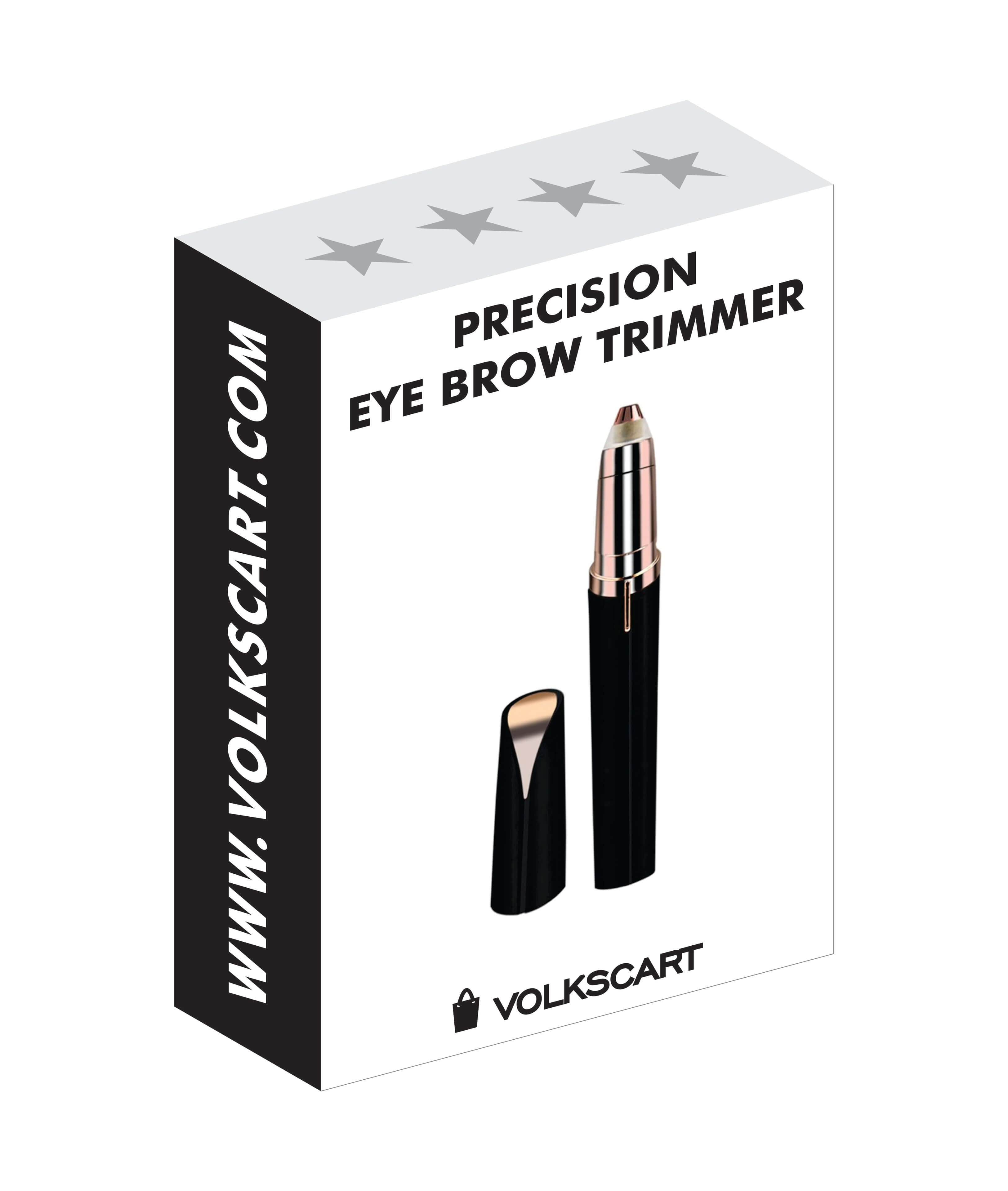 Precision Eyebrow Trimmer