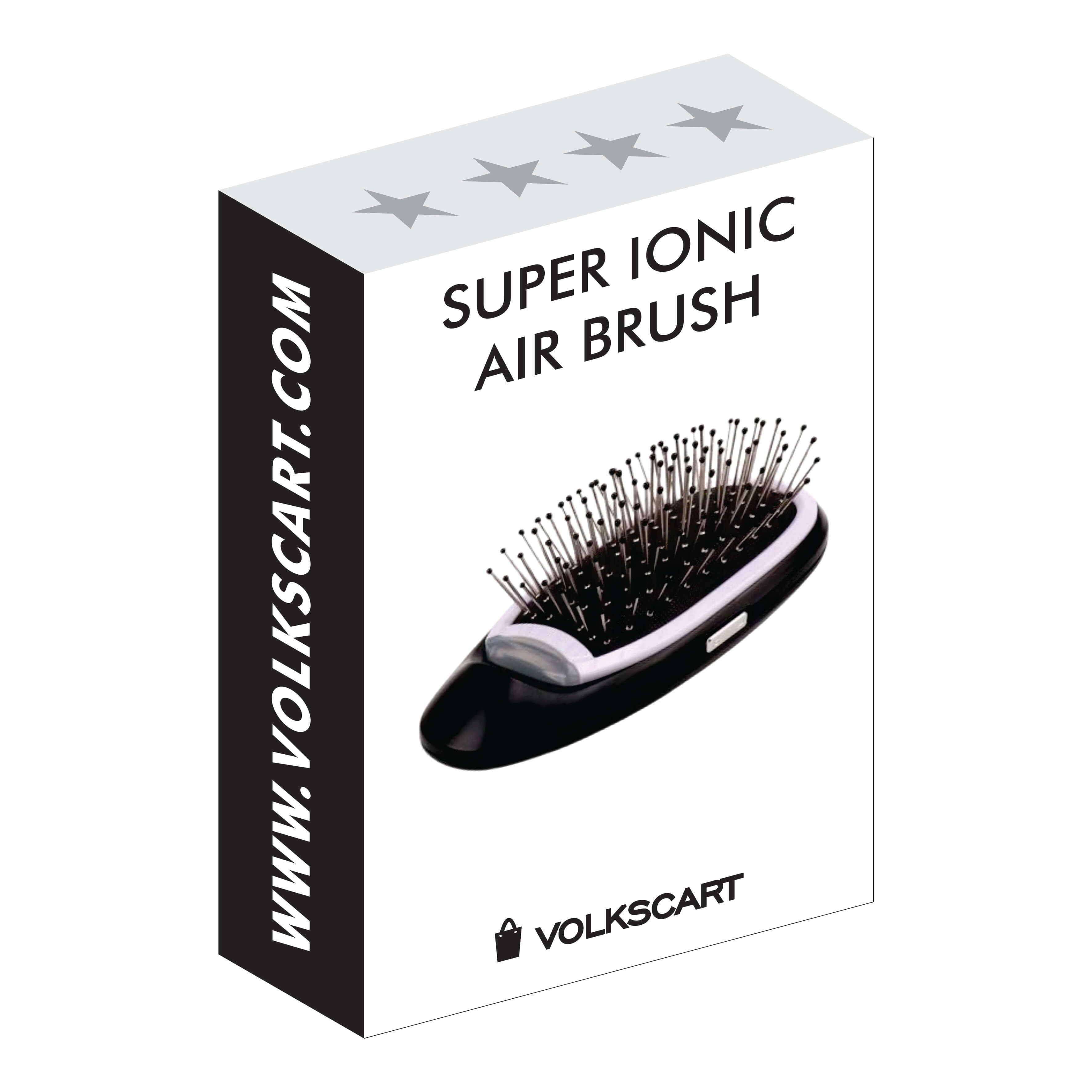 Super Ionic Electric Hair Brush