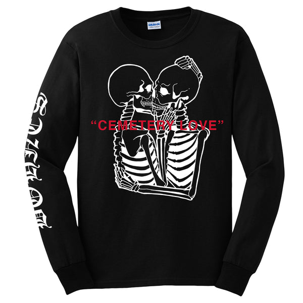 Cemetery Love Long Sleeve