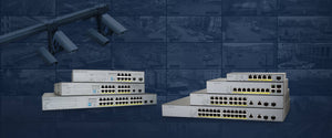 New Zyxel PoE Switches Born For Surveillance
