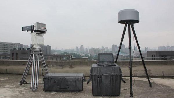 radar and anti-drone jammer
