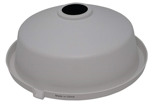 Detec Rain Shade for Outdoor Dome Camera: DTC-IOMD-RS2
