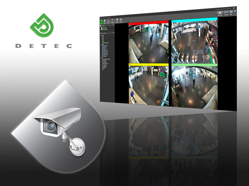 Detec Next Core Camera / Module License