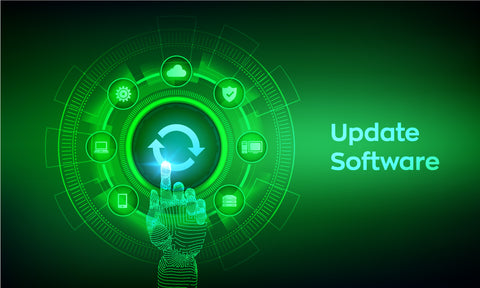 Software Update Agreement Detec Next SDK User Interface