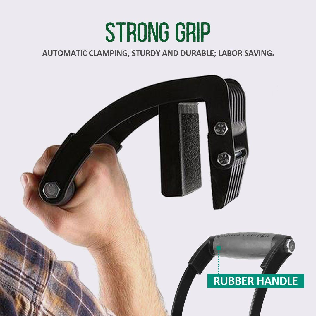 Gorilla Gripper Panel Carrier Cherryvolley