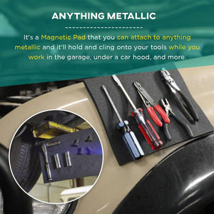 Car Repair Tool Magnetic Pad