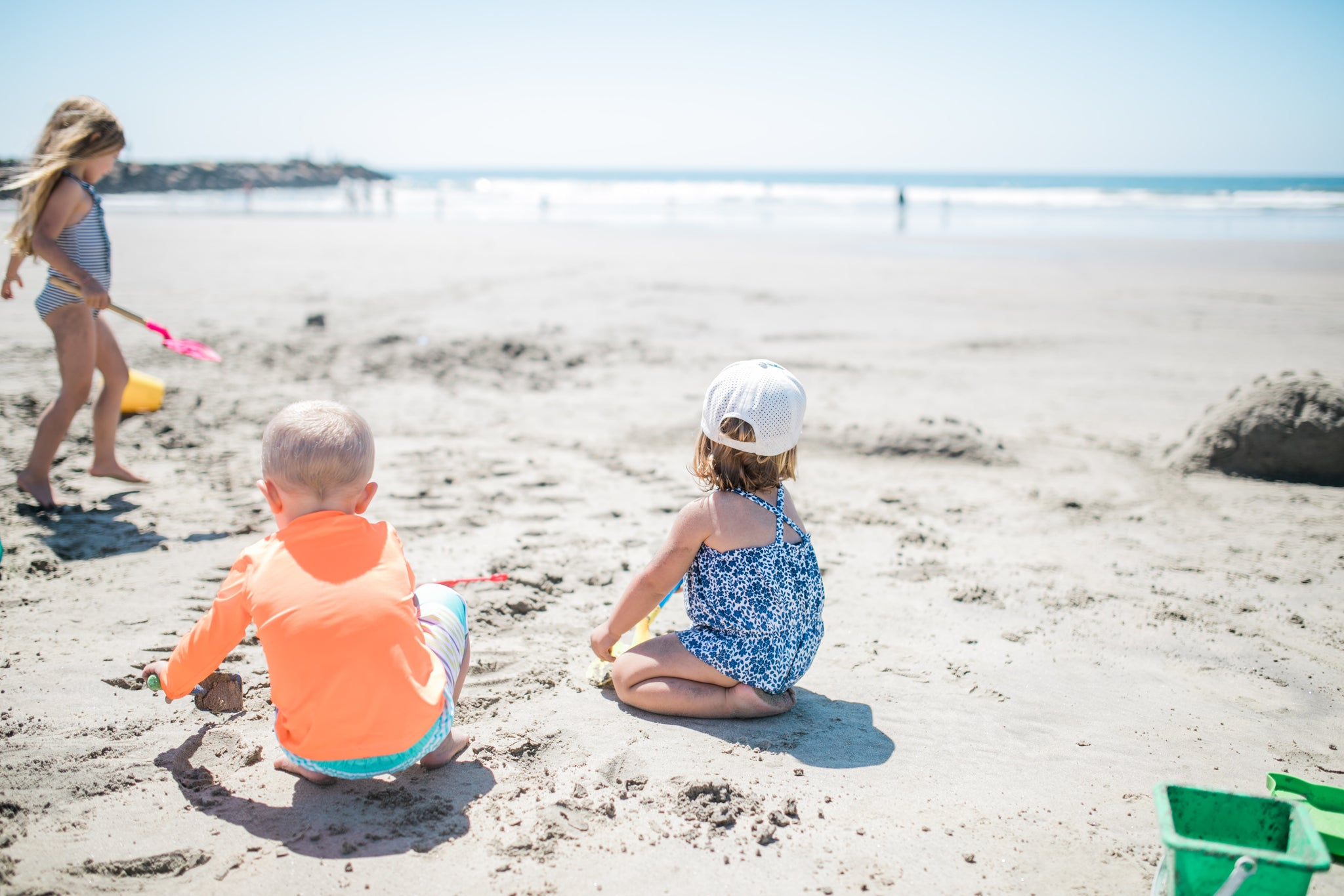 Is kids sunscreen safe for babies?