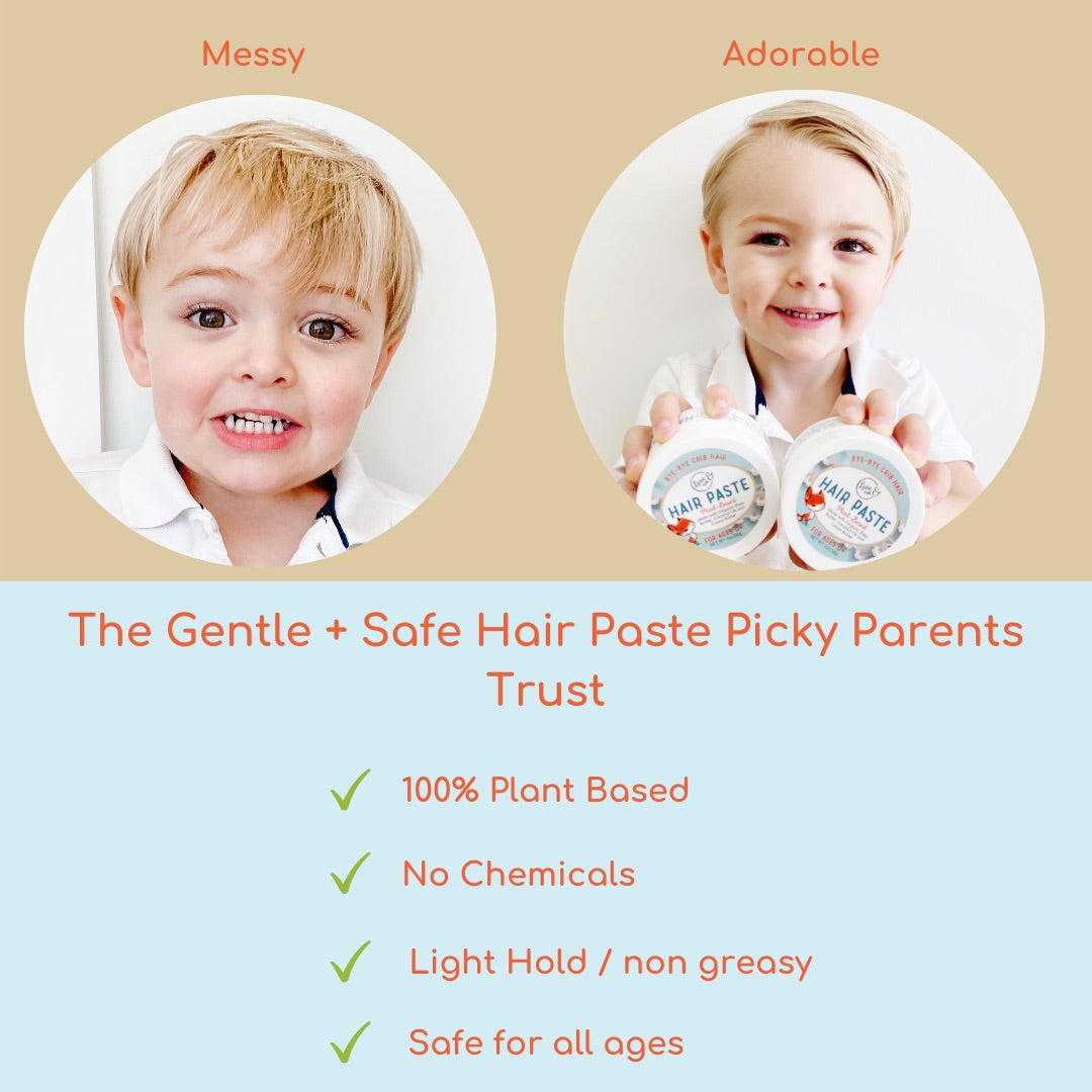 Hairstyling Paste for baby/toddler - Lane & Co