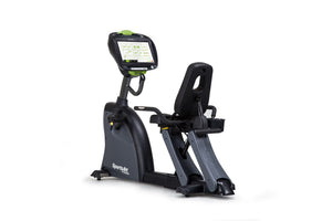 "SportsArt C545R STATUS Self Generating Recumbent Cycle - 16"" SENZA Touchscreen Display Console"
