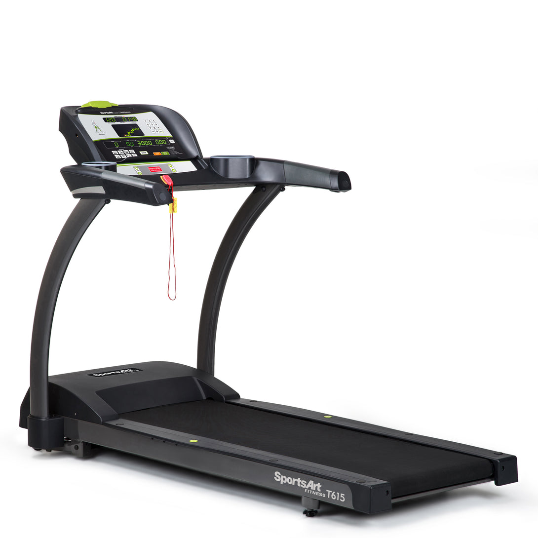 SportsArt T615 FOUNDATION Treadmill with ECO-Glide
