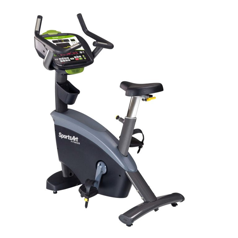 SportsArt ECO-POWR Upright Exercise Bike/Cycle G575U