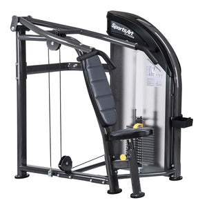 SportsArt P717 PERFORMANCE Shoulder Press Machine