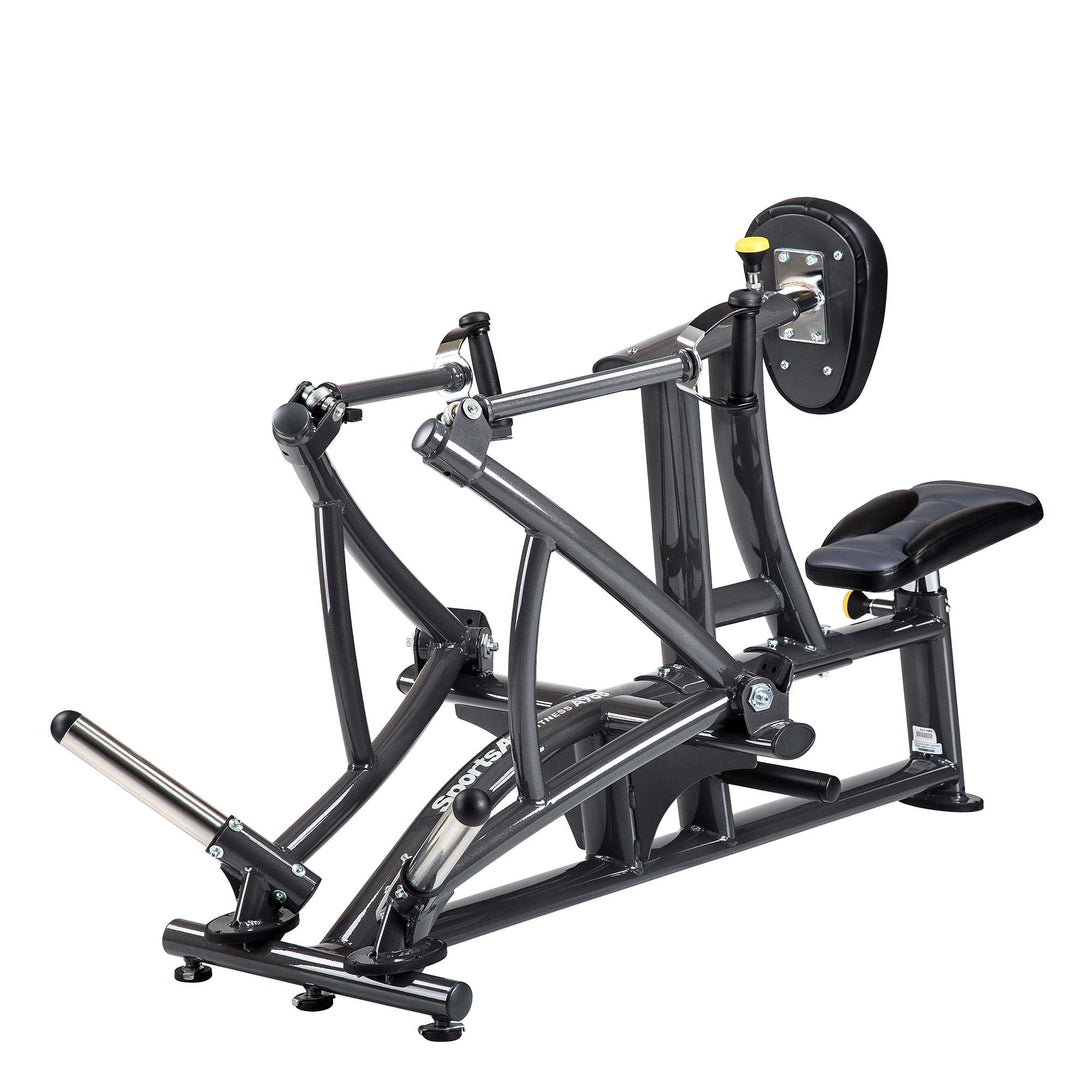 SportsArt A988 Plate Loaded Mid Row Machine