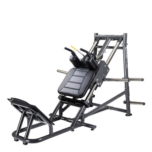 SportsArt A989 Plate Loaded Hack Squat Machine