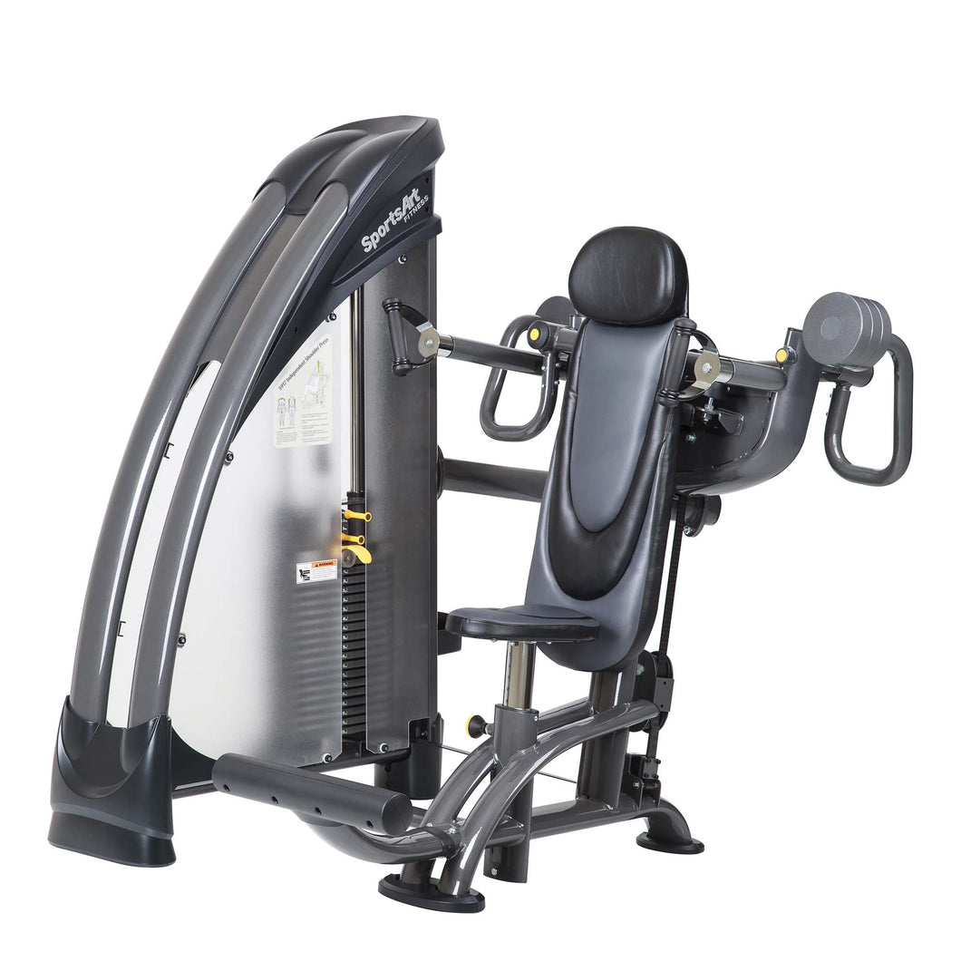 SportsArt S917 STATUS Independent Shoulder Press Machine