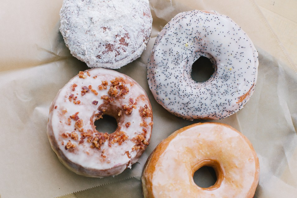 The Only Doughnuts You'll Need In Portland