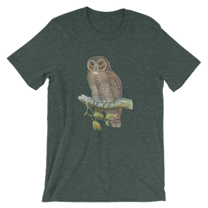 SPOTTED WOOD VINTAGE/Short-Sleeve Unisex T-Shirt