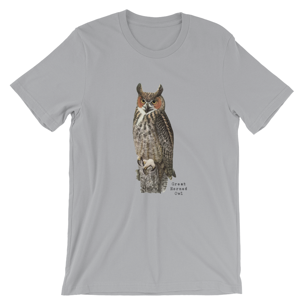 GREAT HORNED VINTAGE/ Unisex T-Shirt