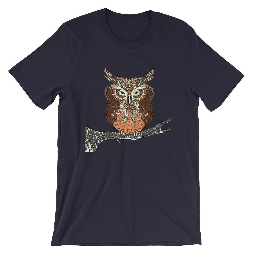 WISE OWL/ Unisex T-Shirt