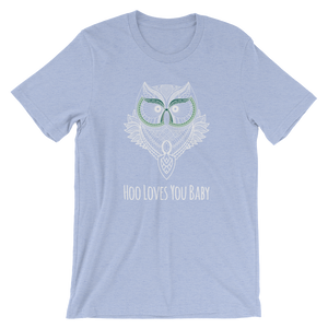 GREEN EYED BABY/UNISEX T-SHIRT