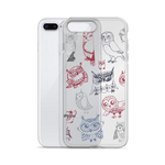 OWL OVERLOAD! - iPHONE CASE