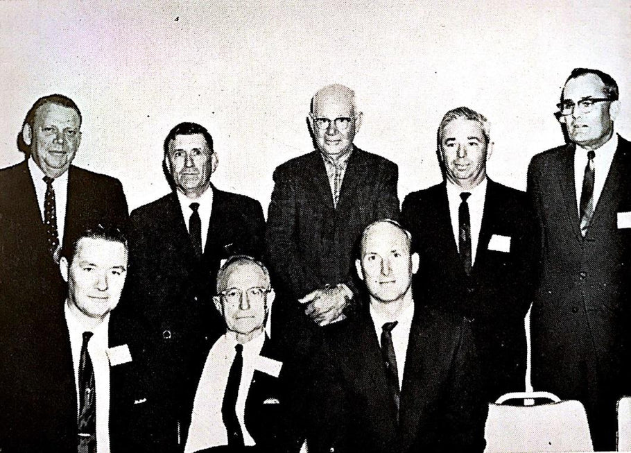 Texas Pecan Growers Directors 1966