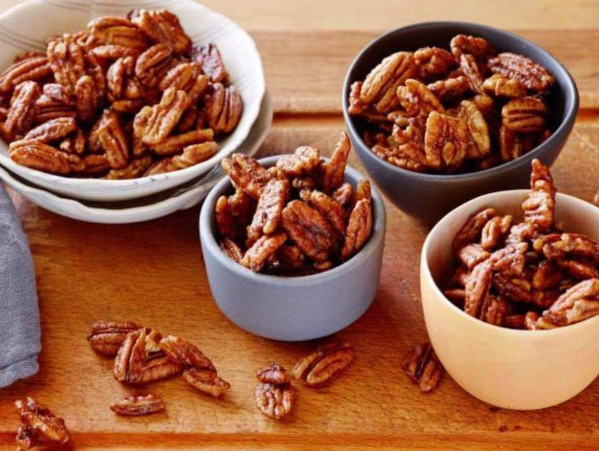 Are Pecans Healthy Snacks?