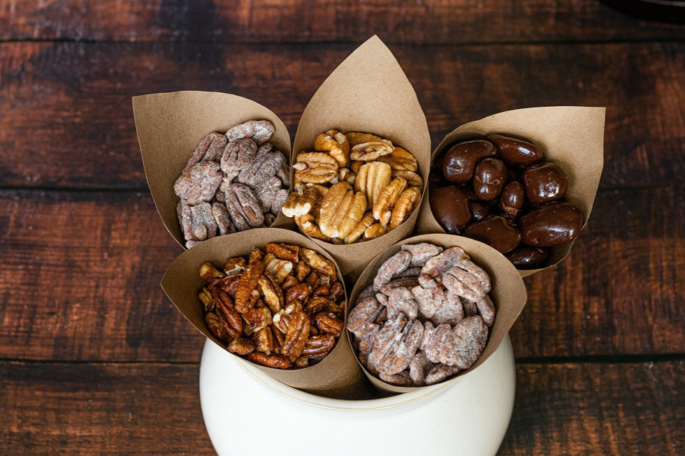 Do you love pecans so does your heart