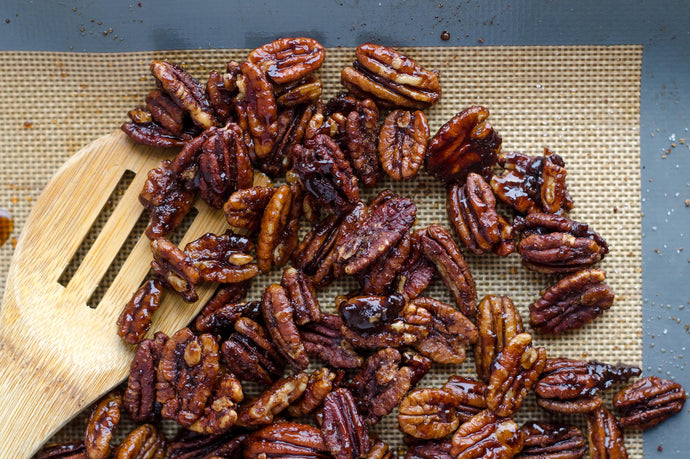 Going Nuts Over Sweet and Spicy Pecans