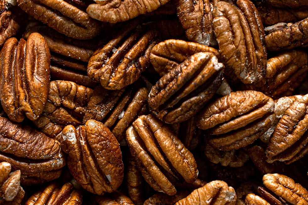 Perk up your palate and your health with pecans