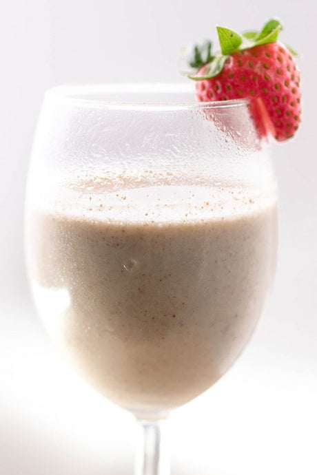 Toasted Pecan Rum Smoothie Recipe