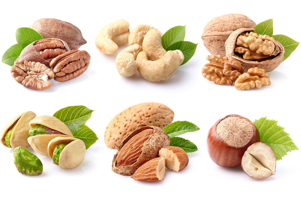 What are the best nuts for ketogenic diet and the ones to avoid