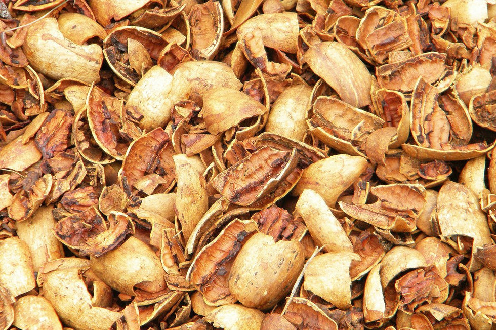 What happens to all the pecan shells FAQ